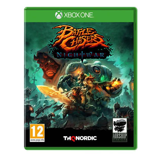 Xbox One Battle Chasers Nightwar
