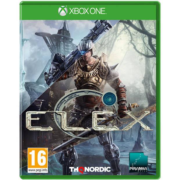 Xbox One ELEX