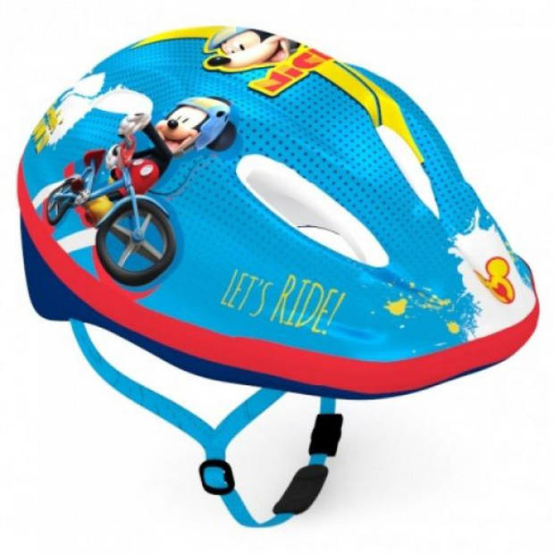 Mickey Mouse Fietshelm