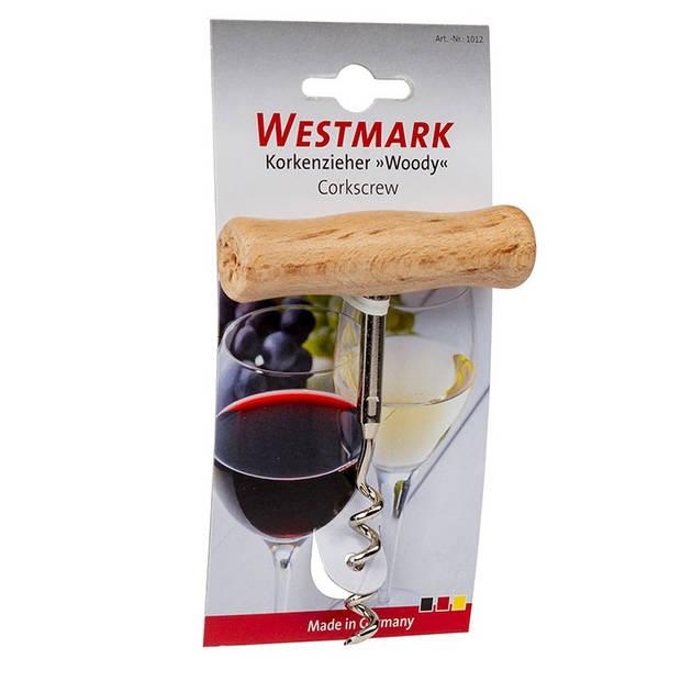 Westmark Kurkentrekker Houten Greep