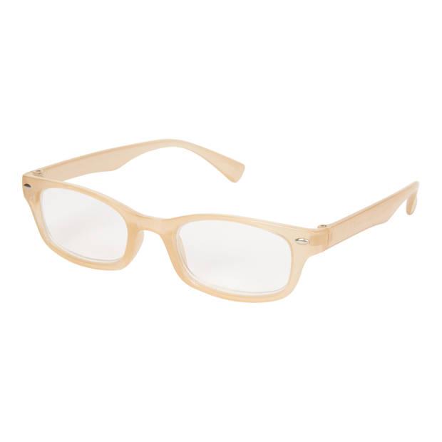 Leesbril Trans Nude Sterkte 1