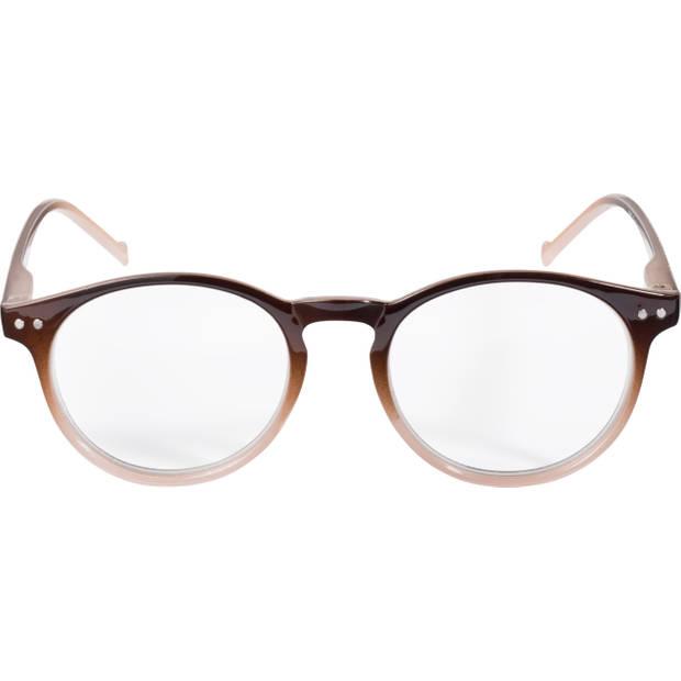 Leesbril Milky Bruin Grad Sterkte 2.5