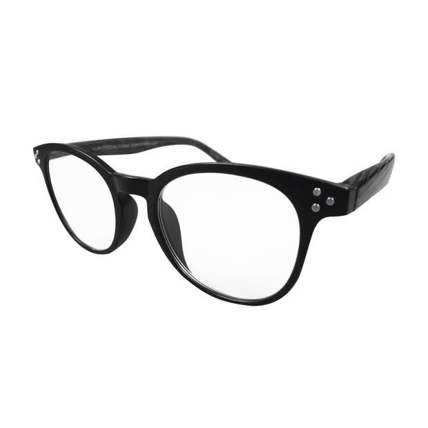 Leesbril Hout Motief Sterkte 2