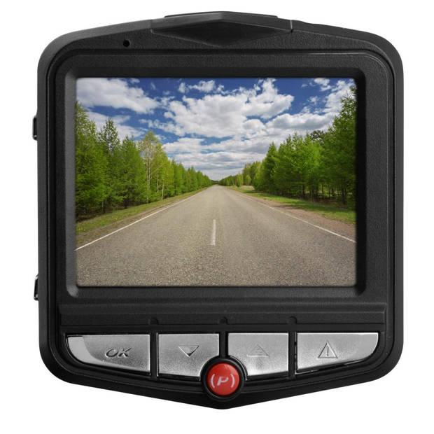 HP Schau dashcam LCD - 36685