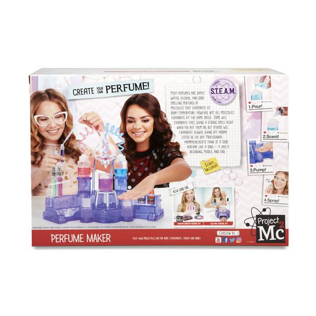 Project Mc2 parfum maken