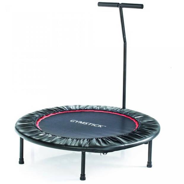 Gymstick opklapbare fitness trampoline met trainingsvideo's