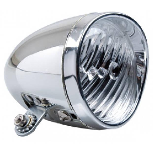 Simson voorlicht Classic led 9 x 7 x 7 cm zilver
