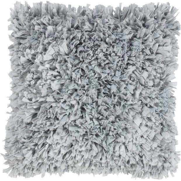 Dutch Decor Kussenhoes Romano 45x45 cm mist