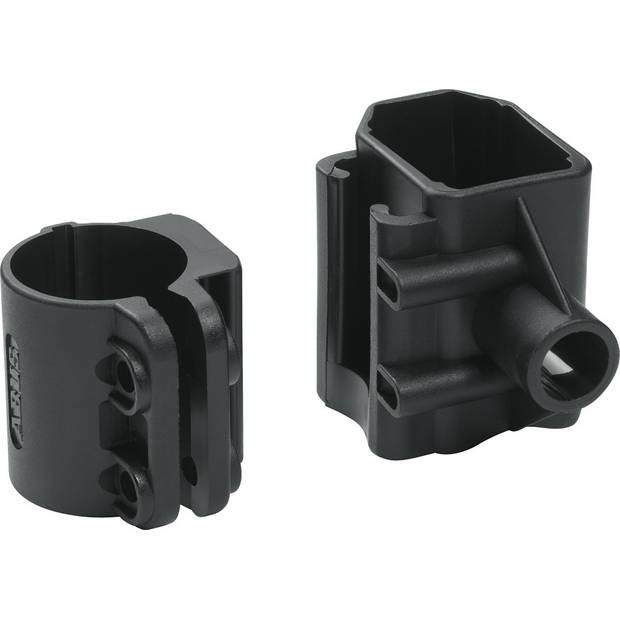 Abus U-slot Granit Plus 470 300 x 109 mm zwart