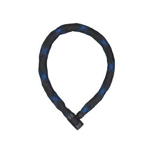Abus Ivera 7210 kettingslot 850 x 7 mm zwart/blauw