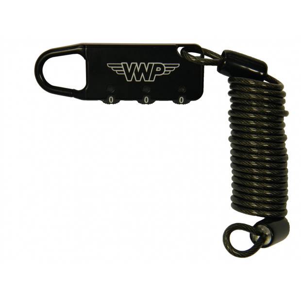 VWP spiraalslot mini SKL-3000C 1200 x 2 mm zwart