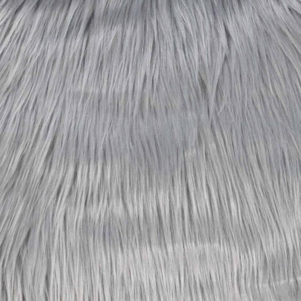 Dutch Decor Sierkussen Mees 45x45 cm mist