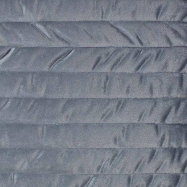 Dutch Decor Kussenhoes Samla 50x50 cm mist