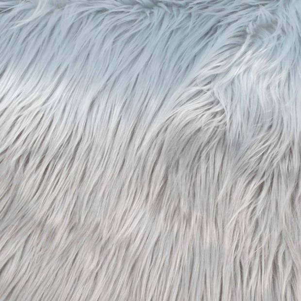 Dutch Decor Kussenhoes Minna 45x45 cm mist