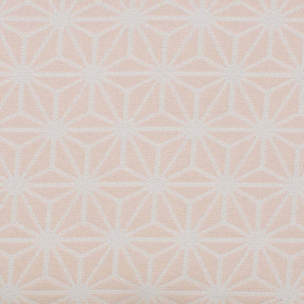Dutch Decor Kussenhoes Kivik 40x60 cm lichtroze