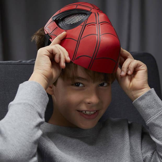 Spider-Man interactief heldenmasker