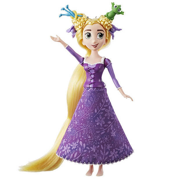 Disney Princess Rapunzel spin en stijl pop