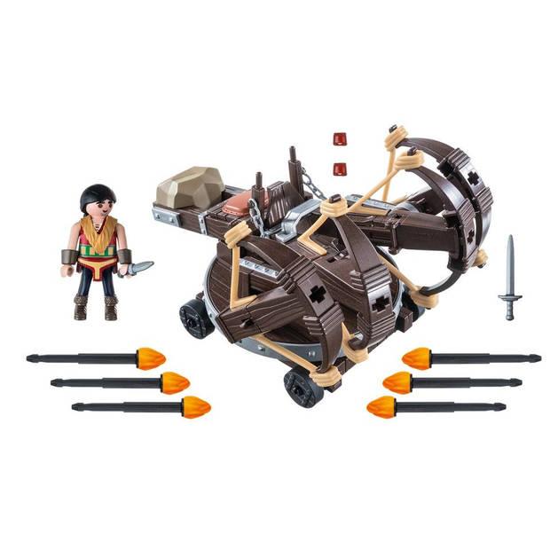 PLAYMOBIL Dragons Eret viervoudige ballista 9249