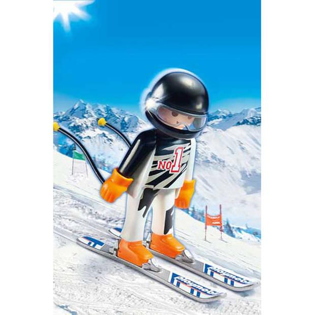 PLAYMOBIL Family Fun skiër 9288