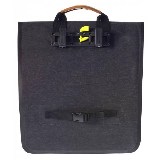Basil shopper Urban Dry 20 liter donkergrijs - 17658