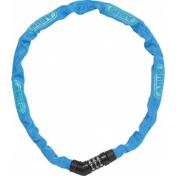 Abus kettingslot Steel-O-Chain 4804C 75 x 4 mm blauw