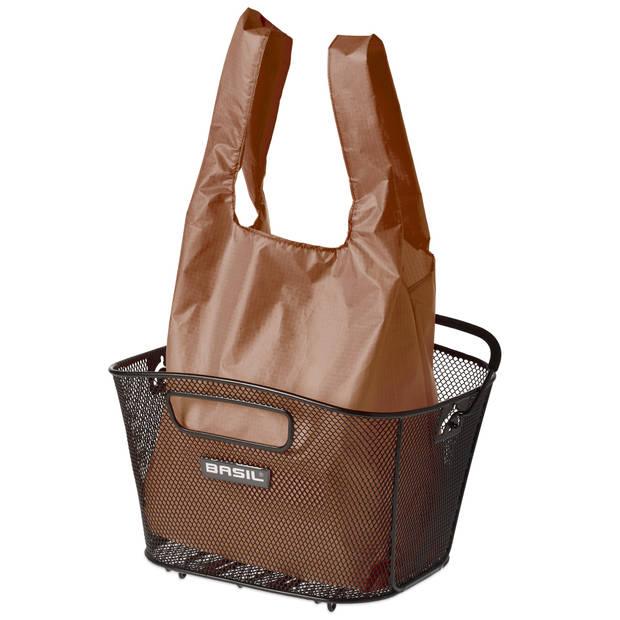 Basil Shopper Keep 45 liter bruin - 50451