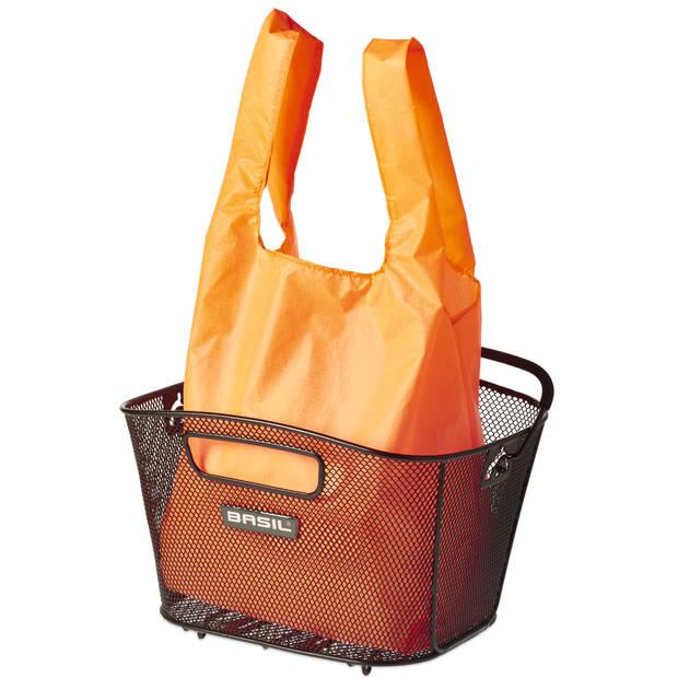 Basil Shopper Keep 45 liter oranje