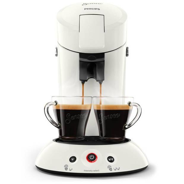 Philips SENSEO® Original koffiepadmachine HD6554/10 - wit