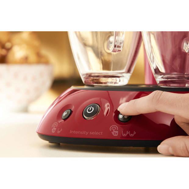 Philips SENSEO® Original koffiepadmachine HD6554/90 - rood