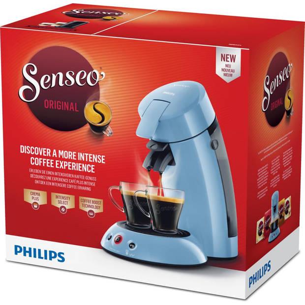 Philips SENSEO® Original koffiepadmachine HD6554/70 - lichtblauw