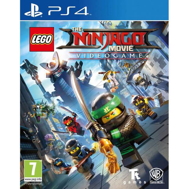 PS4 LEGO Ninjago Movie The Game