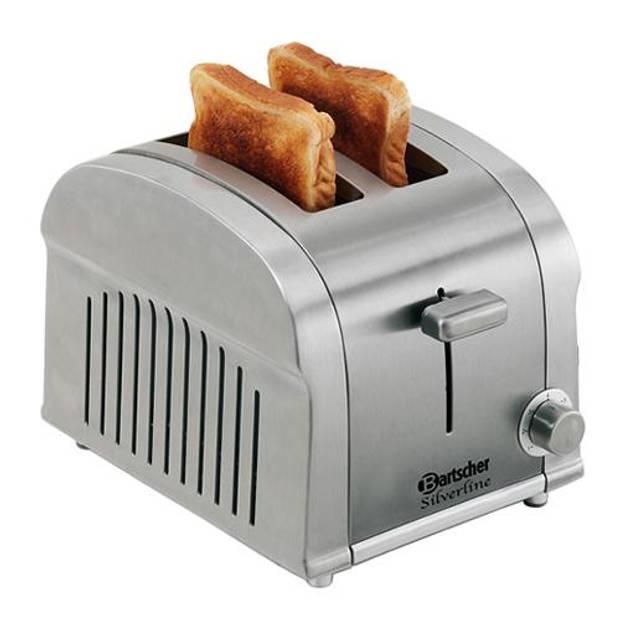 """Broodrooster / toaster """"Silverline"""" - Bartscher"""