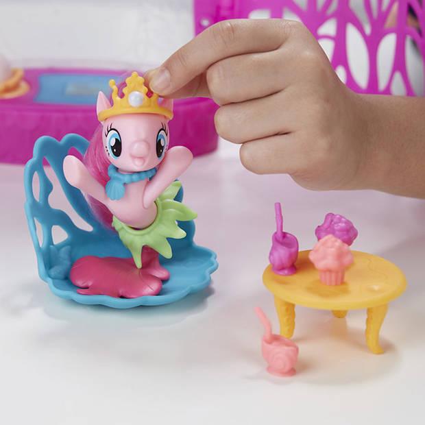 My Little Pony the Movie Seaquestria Lagoon speelset