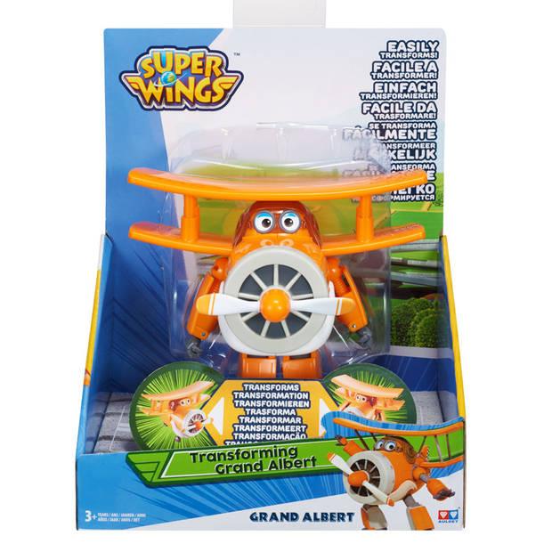 Super Wings Transfoming Grand Albert