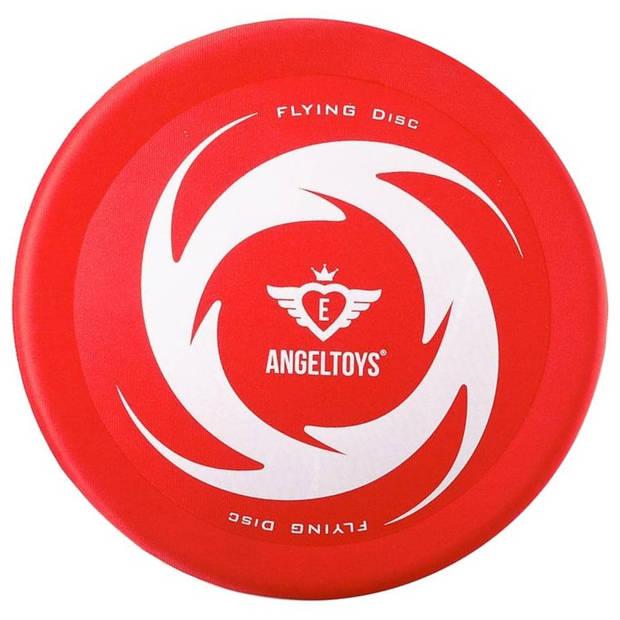 Angel Sports Flying Disc frisbee - 40 cm - geel