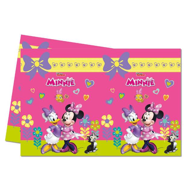 Minnie Mouse Helpers tafelkleed