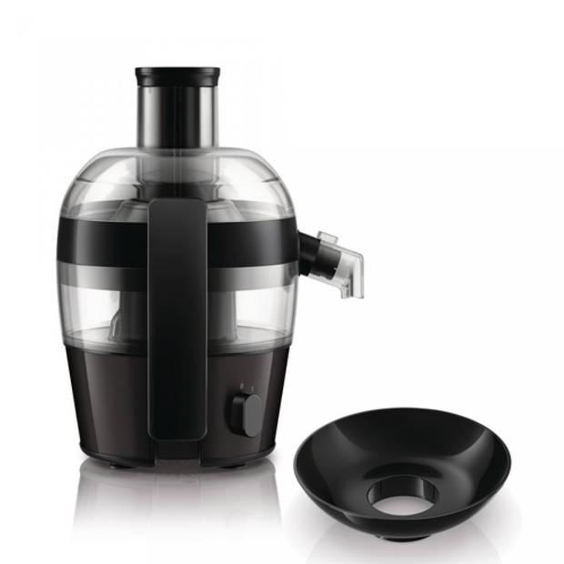 Philips sapcentrifuge Viva Collection HR1833/00 - zwart