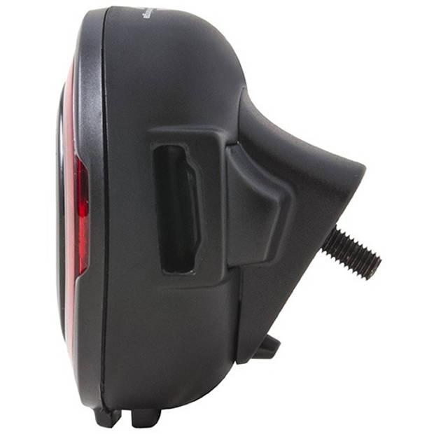 Spanninga achterlicht O-Guard zwart