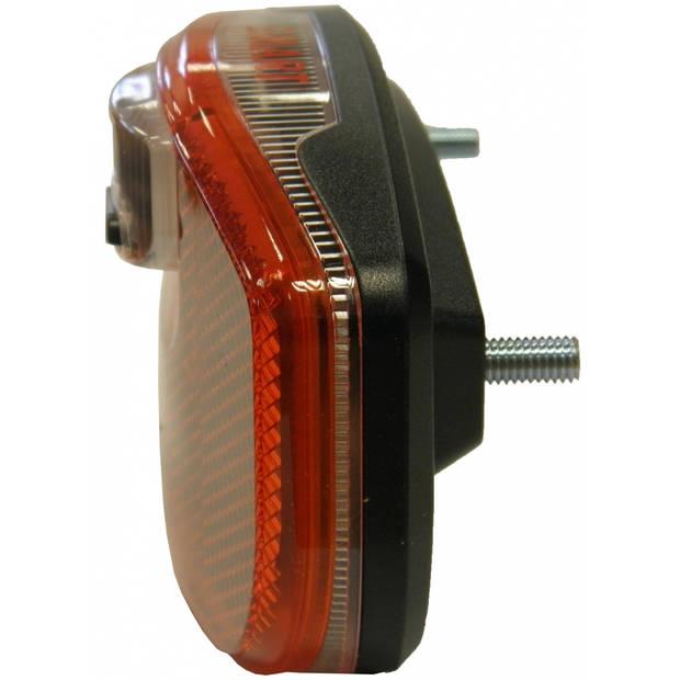 Smart achterlicht TL280 blisterverpakking zwart