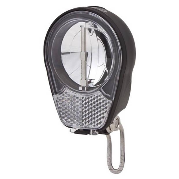 Spanninga koplamp Roxeo XB led zwart