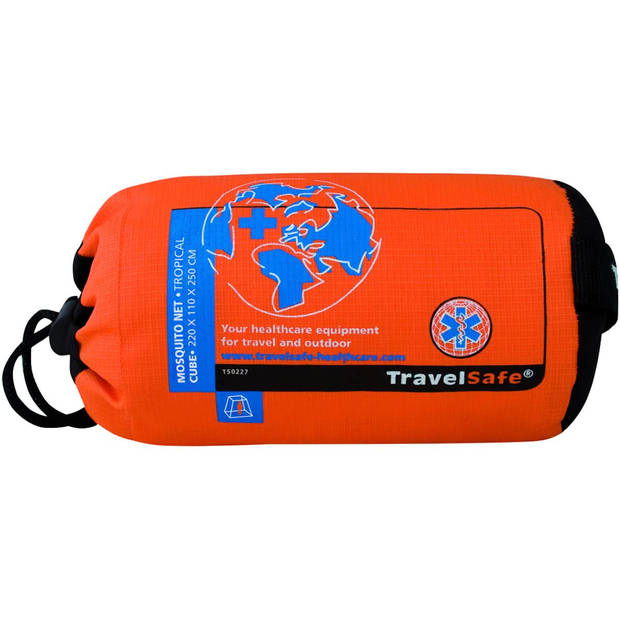 Travelsafe Cube Tropenproof 1P Klamboe