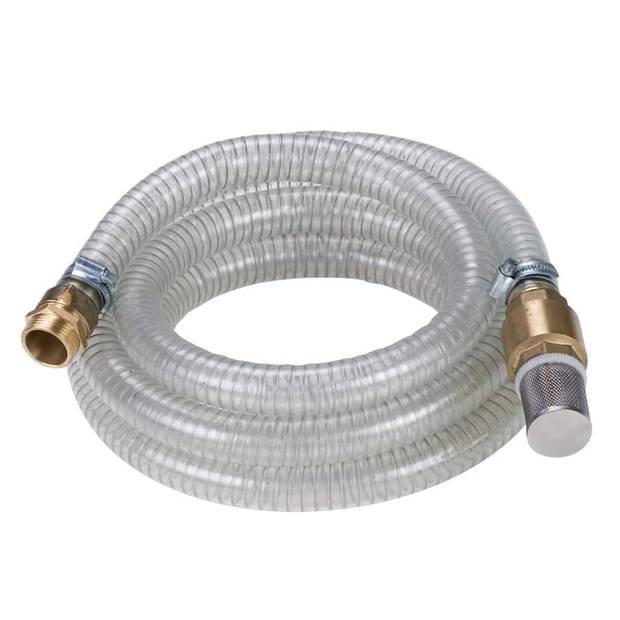 Einhell Pompslang 4 m met messing connectoren 4173630