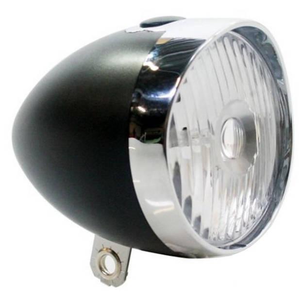 Smart koplamp Move Retro led zwart