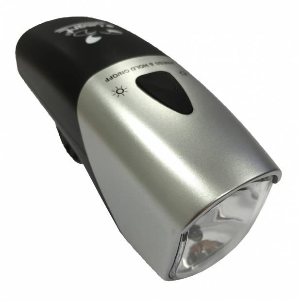 Smart koplamp Triple Beam BL116 zwart/zilver