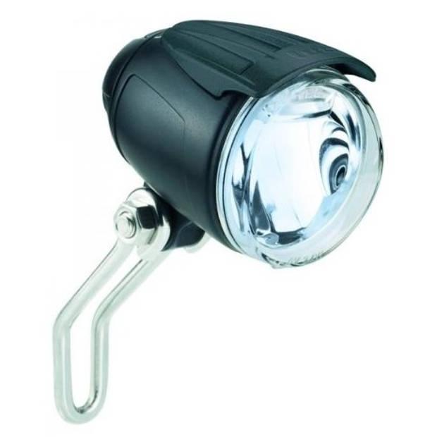 Busch + Müller koplamp Cyo led zwart