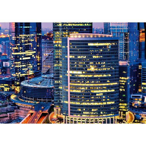 - Moscow Twilight - 366 x 254 cm - Multi