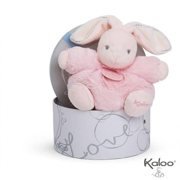 Kaloo Plume Knuffelkonijn roze 20 cm
