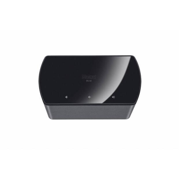 Magnat cs 10 multiroom wlan speaker - zwart