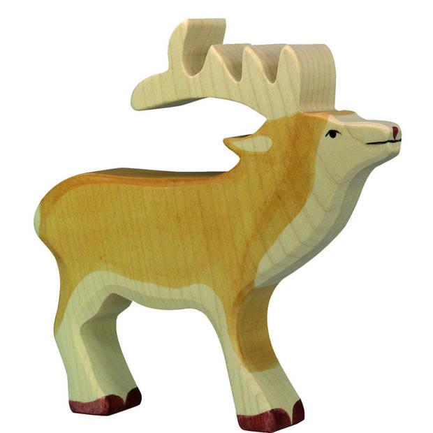 Holztiger Houten Hert