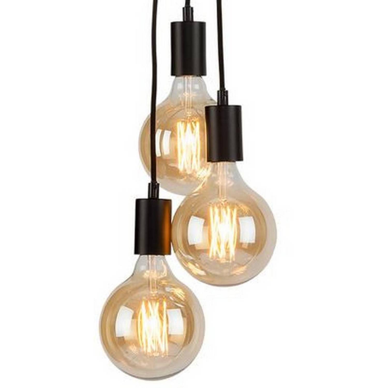 It's about romi oslo - hanglamp - 3 - zwart